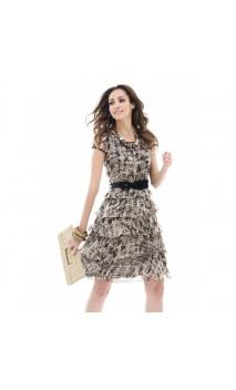 Printed Dress 4