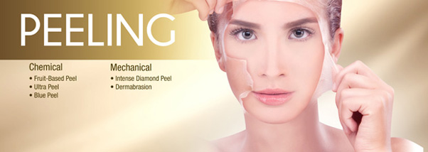 peeling services dermclinic the true hair and skin clinic